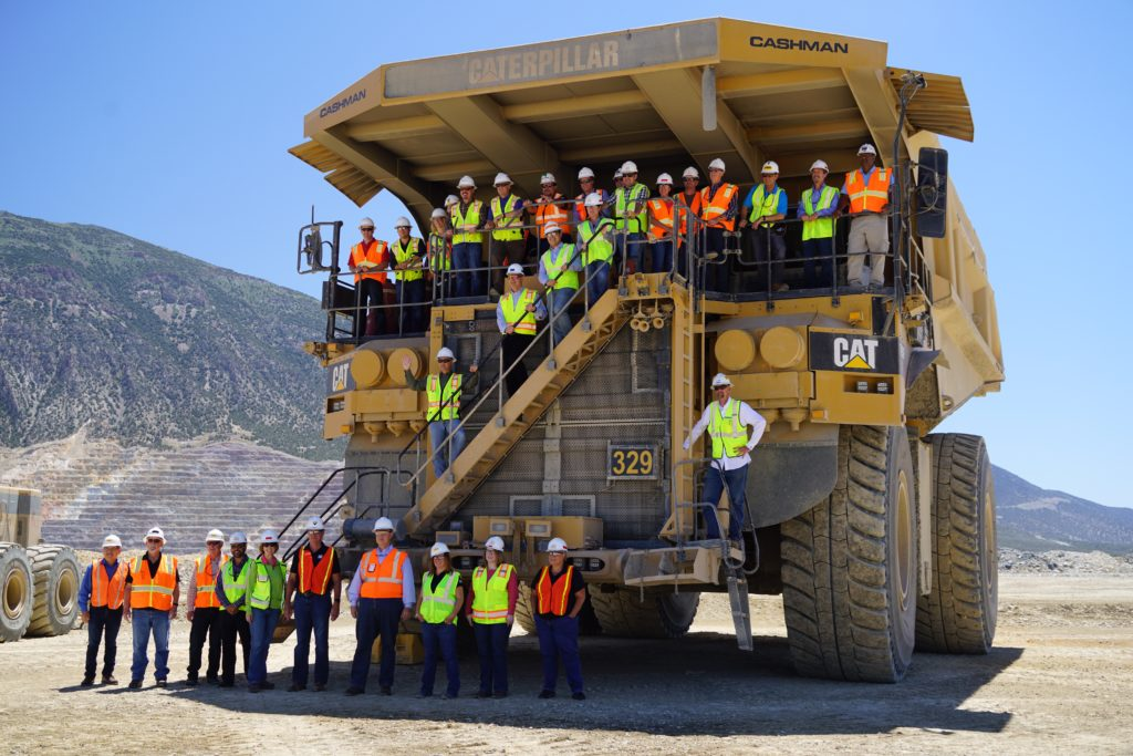 Barrick Cortez Hills Mine Tour